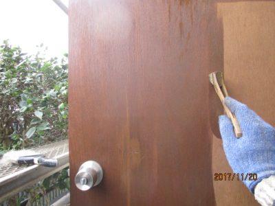 門・塀塗装